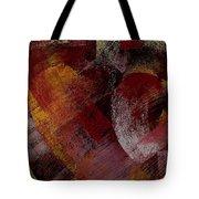 Hearts Tote Bag by David Patterson