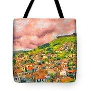 Hios Volissos Tote Bag by George Rossidis