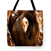 Hornbills Tote Bag by Venetta Archer