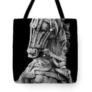 Horse  Tote Bag by Charuhas Images