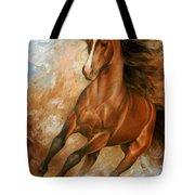 Horse1 Tote Bag by Arthur Braginsky