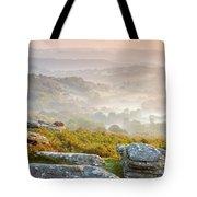 Hound Tor Tote Bag by Sebastian Wasek
