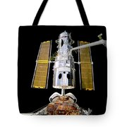 Hubble Telescope Redeployment Tote Bag by The  Vault - Jennifer Rondinelli Reilly