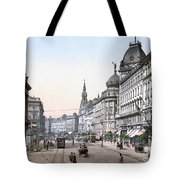 HUNGARY: BUDAPEST, c1895 Tote Bag by Granger