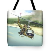 Hunter Hueys Tote Bag by Marc Stewart