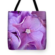 Hydrangea Tote Bag by Frank Tschakert