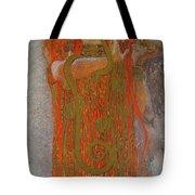 Hygieia Tote Bag by Gustav Klimt