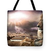 I Am Tote Bag by Bill Stephens