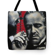 I Want You To Kill Him 2013 Tote Bag by Luis Ludzska