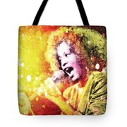 I will always love You Tote Bag by Mo T