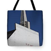 If At First Tote Bag by Garry Gay