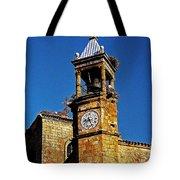 Iglesia De San Martin - Trujillo Tote Bag by Juergen Weiss