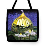 Image Number Eleven Tote Bag by John Lautermilch