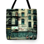 In Another Time and Place Tote Bag by Vivienne Gucwa