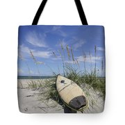 In The Dunes Tote Bag by Benanne Stiens