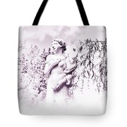 In The Mist Tote Bag by Bill Cannon