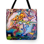 Incarnation Tote Bag by Aswell Rowe