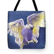 Incoming Tote Bag by Marsha Elliott