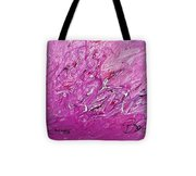 Intellectual Harmony Tote Bag by Brenda Basham Dothage