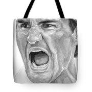 Intensity Federer Tote Bag by Tamir Barkan
