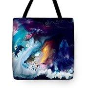 Interstellar Fusion Tote Bag by Lee Pantas