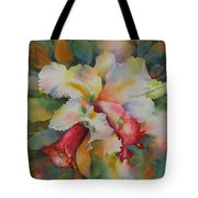 Into The Light Tote Bag by Tara Moorman