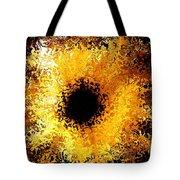 Iris Tote Bag by Michael Garyet