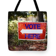 It Is Your Responsibility Tote Bag by Diane Macdonald