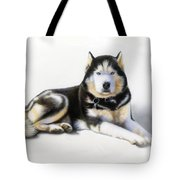 Jacob Tote Bag by Sandi Baker