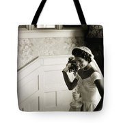 JACQUELINE KENNEDY Tote Bag by Granger