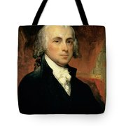 James Madison Tote Bag by American School