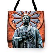 James Smithson Tote Bag by Christopher Holmes