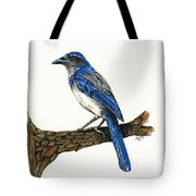 Jay Tote Bag by Shari Nees