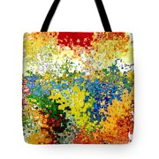 Jesus Christ The Door Tote Bag by Mark Lawrence