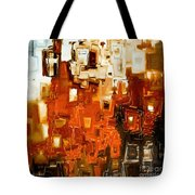Jesus Christ The Truth Tote Bag by Mark Lawrence
