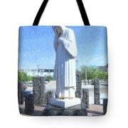Jesus Wept 3 Tote Bag by Betty LaRue