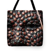 Jeweled Tote Bag by Adam Long