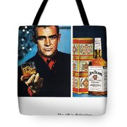 Jim Beam Ad, 1966 Tote Bag by Granger