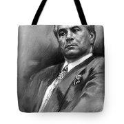 John Gotti Tote Bag by Ylli Haruni