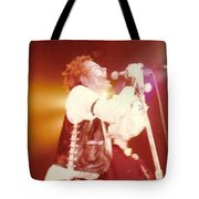 John Rotten-1978 In San Francisco   Tote Bag by Dawn Wirth