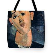 Juan Gris (1887-1927) Tote Bag by Granger