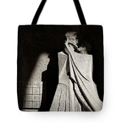 Judas Treason Tote Bag by Dave Bowman