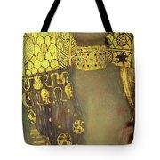 Judith Tote Bag by Gustav Klimt