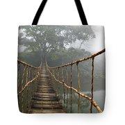 Jungle Journey 2 Tote Bag by Skip Nall