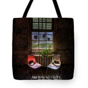Just The Two Of Us Tote Bag by Evelina Kremsdorf
