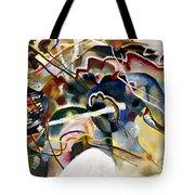 Kandinsky: White, 1913 Tote Bag by Granger