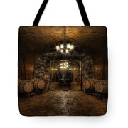 Karma Winery Cave Tote Bag by Brad Granger