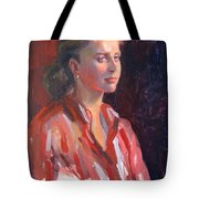 Kate Tote Bag by Dianne Panarelli Miller