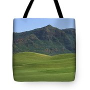 Kauai Marriott Golf Cours Tote Bag by William Waterfall - Printscapes