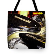 kawasaki Tote Bag by Stylianos Kleanthous